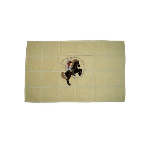 Patch Magic Cowboy Bath Mat