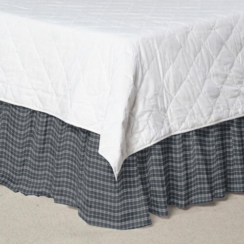 Patch Magic Plaid Fabric Dust Ruffle