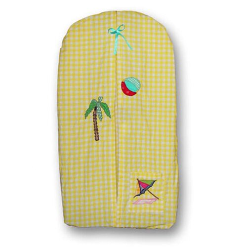 Patch Magic Summer Fun Cotton Diaper Stacker