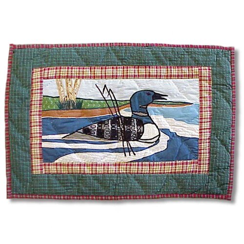 Patch Magic Loon Placemat