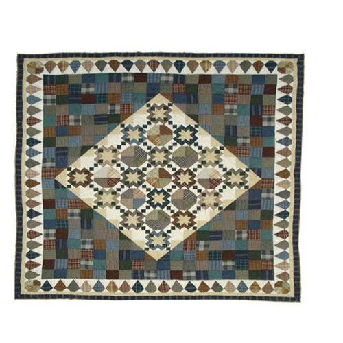 Patch Magic Pioneer Diamond Quilt