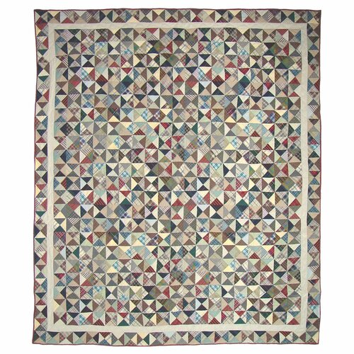 Kaleidoscope Luxury Quilt