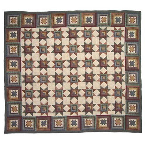 Patch Magic Cottage Star Quilt