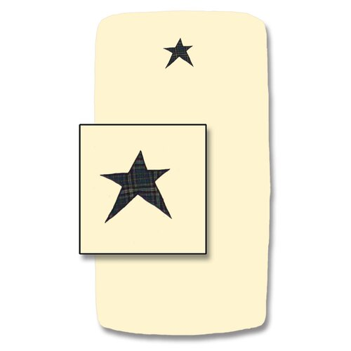 Patch Magic Allstar Crib Sheet