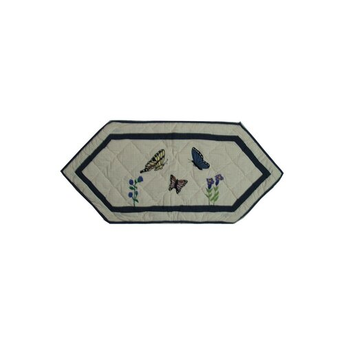 Patch Magic Butterfly Kisses Table Runner