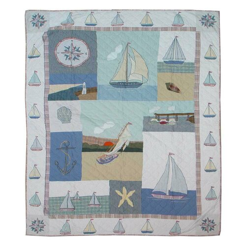 Nautical Duvet Cover