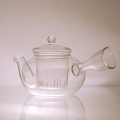 Patch Magic Glass Teapot