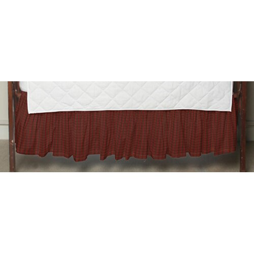 Fabric Crib Dust Ruffle