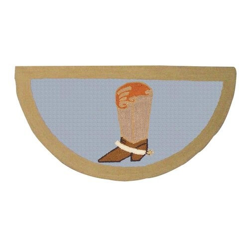 Patch Magic Cowgirl Fire Place Kids Rug