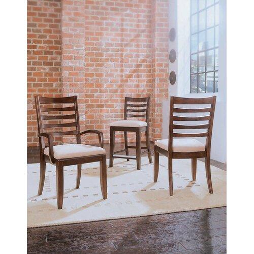 American Drew Tribecca Splat Back Side Chair