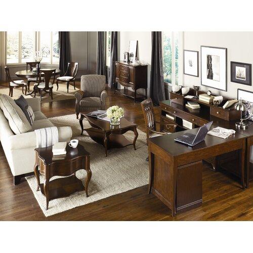 American Drew Cherry Grove New Generation Home Executive Desk