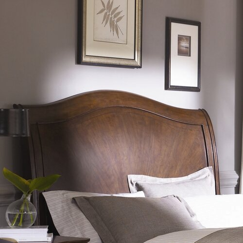 American Drew New Generation Low Profile Sleigh Headboard