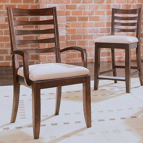 Tribecca Splat Back Arm Chair (Set of 2)