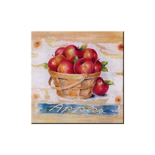 McGowan Tuftop Apple Basket Trivet