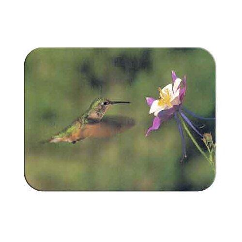 McGowan Tuftop Hummingbird and Columbine Cutting Board