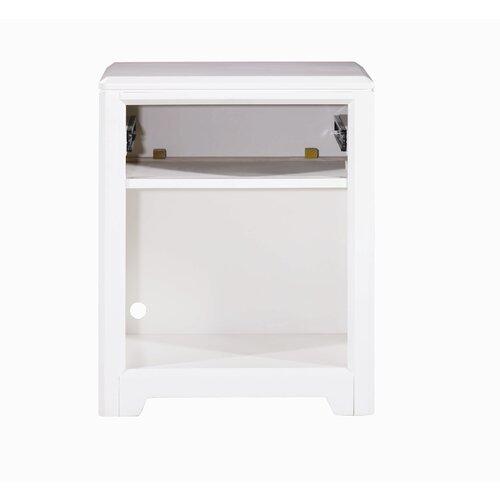 Lea Industries Elite Reflections 1 Drawer Nightstand