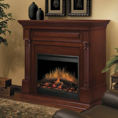 Timothy Electric Fireplace