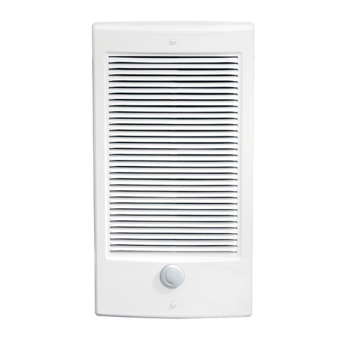 6,824 / 5,118 BTU Fan Forced Wall Space Heater