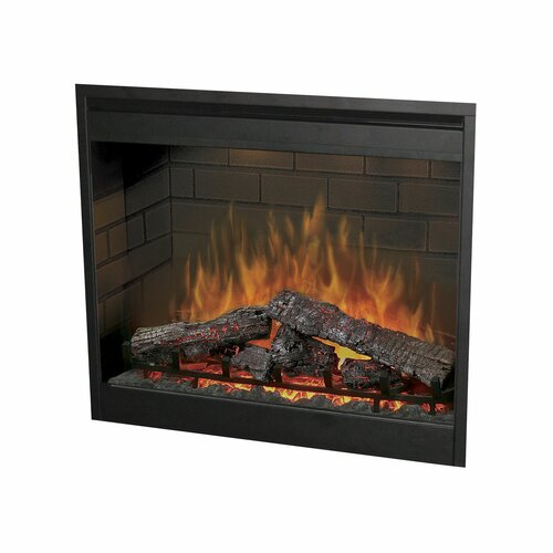 "Dimplex Electraflame 30"" Self Trimming Electric Firebox"
