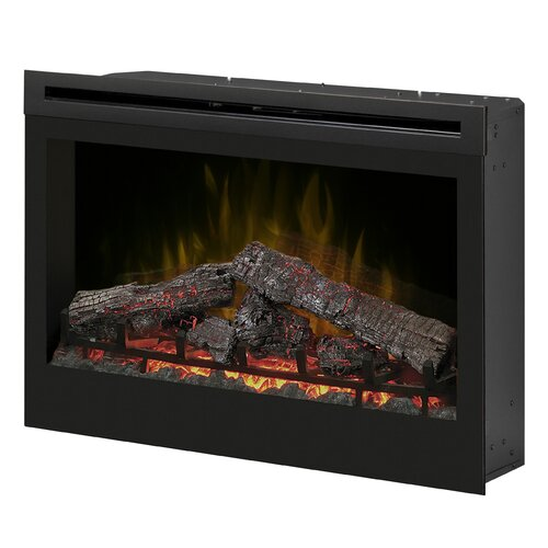 "Dimplex Electraflame 33"" Self Trimming Electric Firebox"