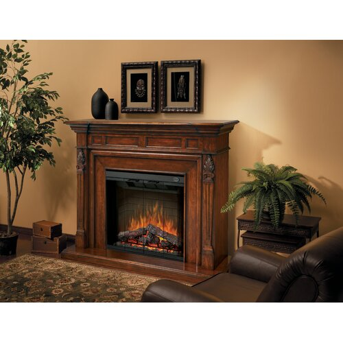 Dimplex Torchiere Electric Fireplace