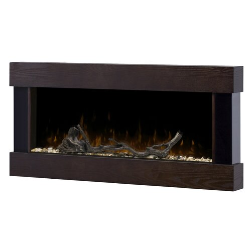dimplex chalet wall mounted electric fireplace reviews