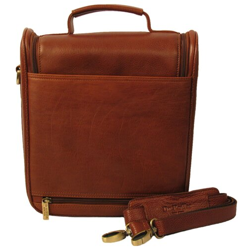 Dr. Koffer Fine Leather Accessories Upright Toiletry Bag