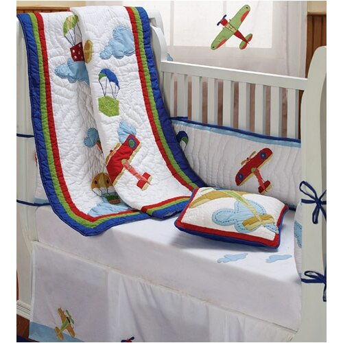 Amity Home Fly Away Baby Quilt