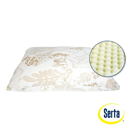 Serta Nickelodeon Dora the Explorer Memory Foam Standard Pillow