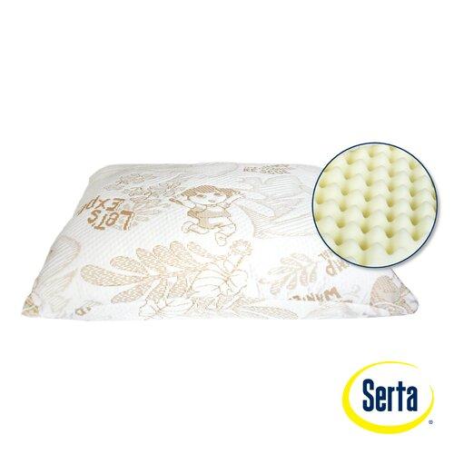 Serta Perfect Sleeper Nickelodeon Dora the Explorer Memory Foam Standard Pillow