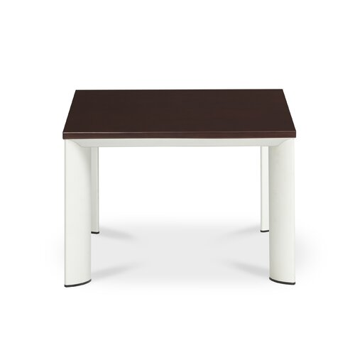 brushed metal table wayfair