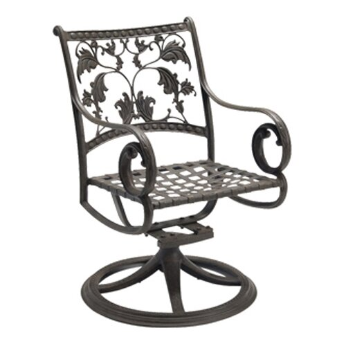 Woodard Landgrave Old Gate Lounge Chair with Loose Cushion