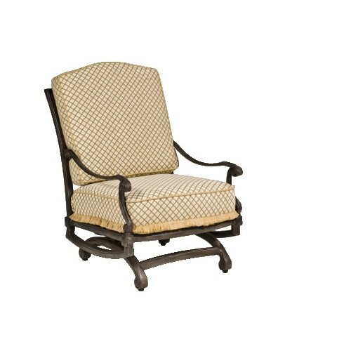 Woodard Landgrave Villa Spring Deep Seating Chair
