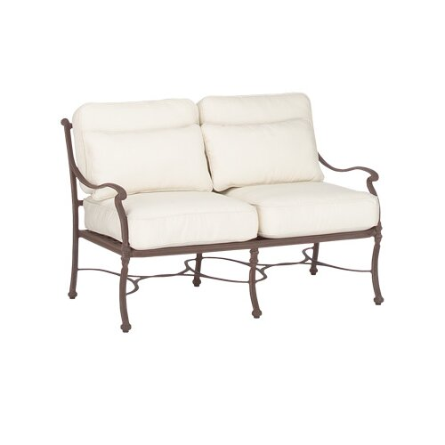 Woodard Landgrave Chateau Loveseat