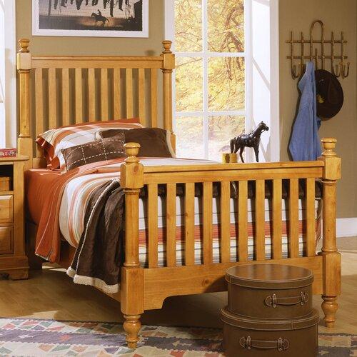 Cottage Slat Youth Bed