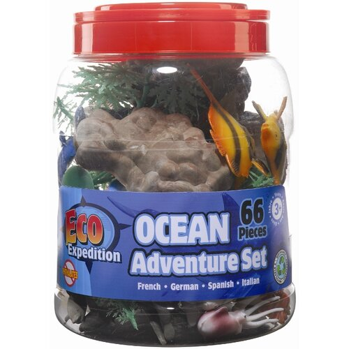 Eco Expedition Bucket Aquatic