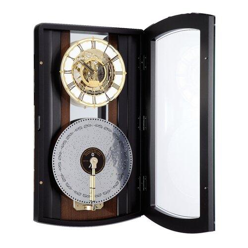 Rhythm U.S.A Inc Baron Music Box Wall Clock