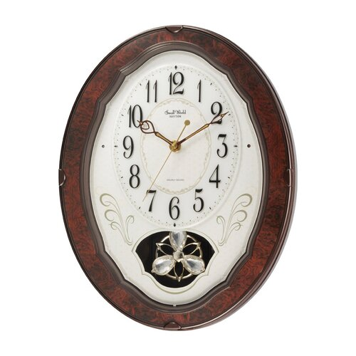 Rhythm U.S.A Inc Caprice Wall Clock