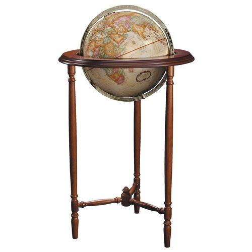 Replogle Globes Saratoga Antique World Globe