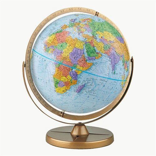 Replogle Globes Pioneer Educational Globe