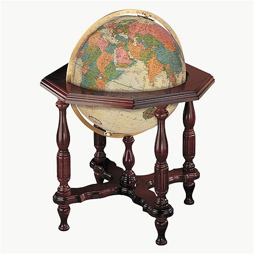 Replogle Globes Statesman Antique World Globe