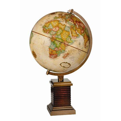 Replogle Globes Frank Lloyd Wright Glencoe Globe