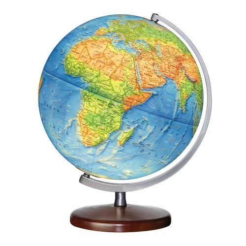 Replogle Globes Discovery Expedition Somerset Illuminated World Globe
