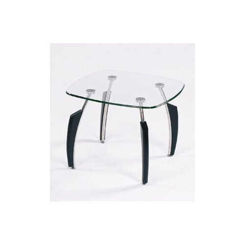 Global Furniture USA Crestone End Table - Black