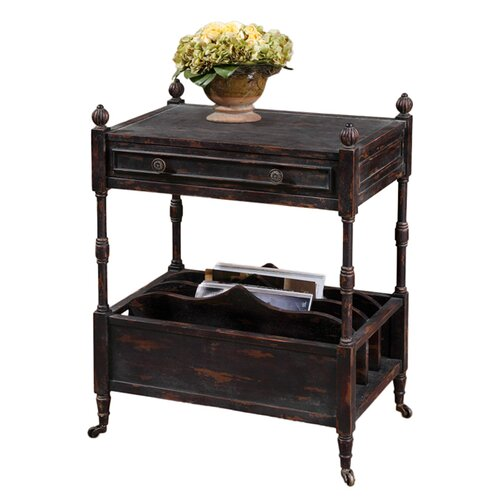 Uttermost Phineas End Table