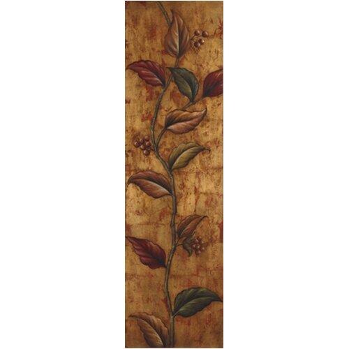 Uttermost Climbing Vine Panels by Grace Feyock 3 Piece Original Painting on Canvas Set