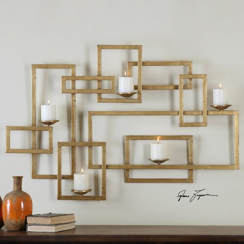 Uttermost Brighton 5 Light Wall Sconce