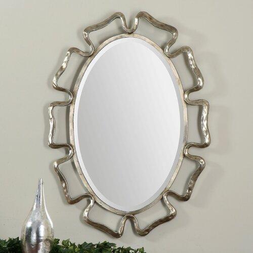 Beccaria Oval Mirror