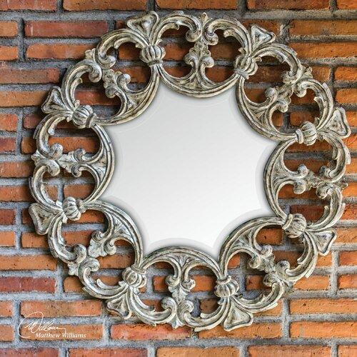 Fratelli Round Mirror