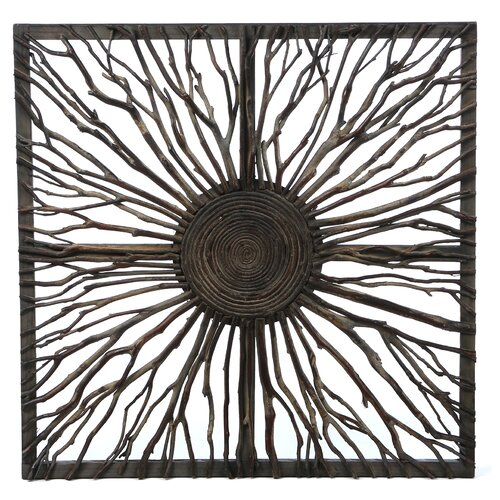 Uttermost Josiah Square Wall Décor